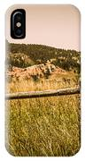 The Devils Tower IPhone Case
