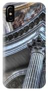 The Dome Of The Invalides Paris IPhone Case