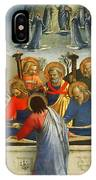 The Dormition Of The Virgin IPhone Case