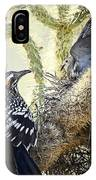 The Dove Vs. The Roadrunner IPhone Case