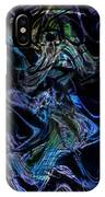 The Dragon Behind The Mask  IPhone X Case