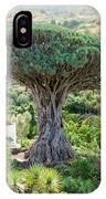The Dragon Tree / El Drago Milenario IPhone Case