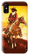 The Drover IPhone Case