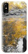 The Dry Creek Bed IPhone Case