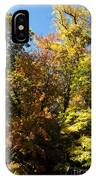 The Dune Trees IPhone Case