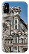 The Duomo And Baptistery Of St. John IPhone Case