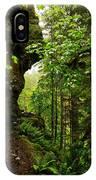 The Eagle Creek Trail IPhone Case