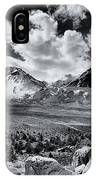 The Eastern Sierra IPhone Case