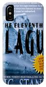 The Eleventh Plague Bookcover IPhone Case