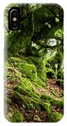 The Elven Forest No2 Wide IPhone Case
