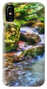 The Emerald Forest 2 IPhone Case