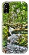 The Emerald Forest 3 IPhone Case