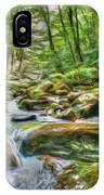 The Emerald Forest 4 IPhone Case