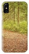 The Enchanted Forest IPhone Case