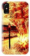 When The World Burns  IPhone Case