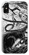 The Enemy Within IPhone Case