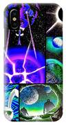 The Epic Tail Of Stan The Bunny  IPhone Case