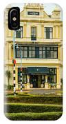 The Esplanade Hotel Auckland IPhone Case