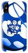 The Eternal Glass Blue IPhone Case