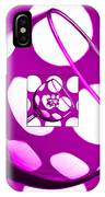 The Eternal Glass Pink IPhone Case