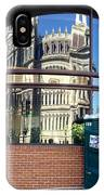 The Executive Office Building Reflection  IPhone Case