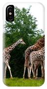 The Extended Family IPhone Case