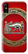 The Eye Of Horus IPhone Case