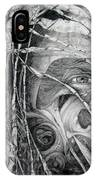 The Eye Of The Fomorii - Regrouping For The Battle IPhone Case