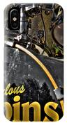 The Fabulous Kingpins Drums IPhone Case
