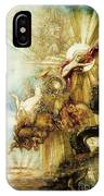The Fall Of Phaethon IPhone Case