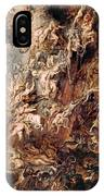The Fall Of The Damned IPhone Case