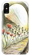 1st World War- Fallen  IPhone Case