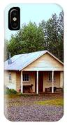 The Famous Cabin Of Fannie Quigley IPhone Case