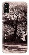 The Farm Bristol Rhode Island IPhone Case