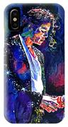 The Final Performance - Michael Jackson IPhone Case