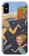 The Finish Line IPhone Case