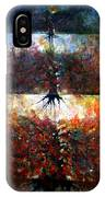 The Fire Of Forest-the Fire Of Heart IPhone Case