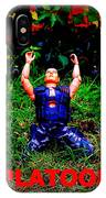The First Casualty Of War Is Innocence IPhone Case