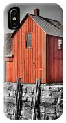 The Fishing Shack IPhone Case
