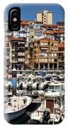 The Fishing Village IPhone Case