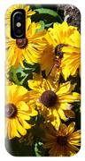 The Flower 16 IPhone Case