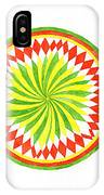 The Forest Mandala IPhone Case