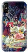 The Fountain Of Bakhchisarai IPhone Case