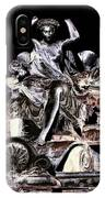 The Fountain Queen IPhone Case