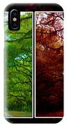 The Four Seasons- Featured In Comfortable Art And Newbies Groups IPhone Case