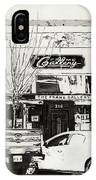 The Frame Gallery IPhone Case