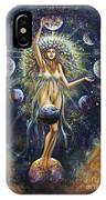The Galaxy Creation IPhone Case