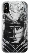The Game Of Lacrosse  IPhone Case