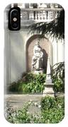 The Garden At The Pope's Private Residence IPhone Case