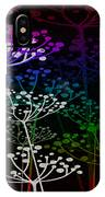 The Garden Of Your Mind Rainbow 2 IPhone Case